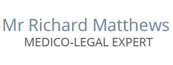 Mr Richard Matthews Medico-Legal